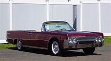 no reserve factory a c 1961 lincoln continental