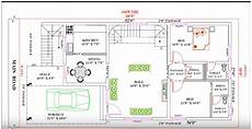 vastu plans for house 30 feet by 60 single floor modern home plan according to
