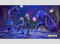 Some new visuals for Fortnite by Epic Games   Chalgyr's