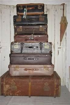 alte koffer deko 25 best ideas about alte koffer auf vintage