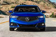 2018 acura tlx gets a midlife refresh and brings back the a spec package automobile magazine