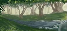 40 Koleski Terbaik Ilustrasi Hutan Nico Nickoo