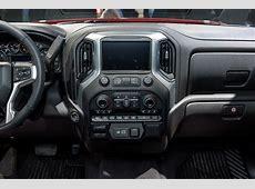 2019 Chevrolet Silverado 1500 LT Trail Boss interior full