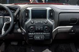 2019 Chevrolet Silverado 1500 LT Trail Boss Interior Full