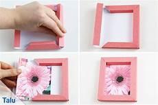 3d bilderrahmen selber falten origami anleitung ohne