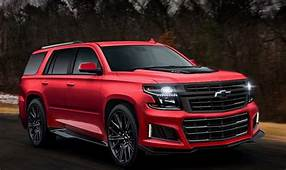 Chevrolet Tahoe 2020 Review Engine And Interior  Peeker