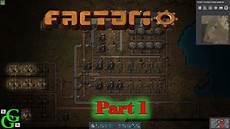 factorio evolution time factor factorio new beginning part 1 youtube
