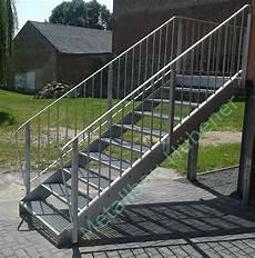 Treppengeländer Außen Verzinkt - treppen und treppengel 228 nder