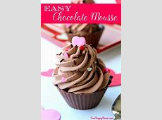 Easy Chocolate Mousse Recipe: The Best Chocolate Mousse Around