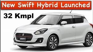New Maruti Swift Hybrid 32 Kmpl Launched  YouTube