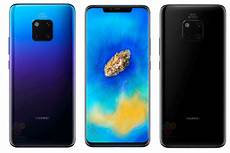 here are all the huawei mate 20 pro and mate 20 porsche
