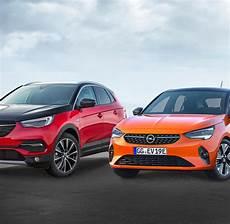 Vom Kleinwagen Bis Zum Transporter Opel Wird Elektrischer