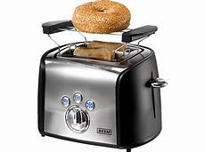 Beem Toaster Beem D2001 136 Toaster Schwarz Toaster