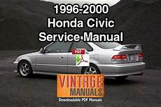 old cars and repair manuals free 2000 honda passport interior lighting 1996 2000 honda civic repair service manual vintagemanuals