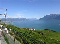le decke vue du deck picture of chexbres canton of vaud
