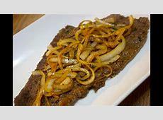 cuban steak  bistec encebollado_image