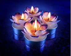 candele a forma di fiore candele fiore a forma di fotografia stock immagine di