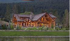 Pioneer Log Homes Log Cabins The Timber For