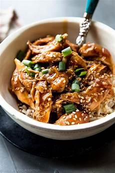 slow cooker honey teriyaki chicken sallys baking addiction