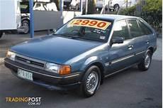 1989 used ford laser automatic gl hatchback car sales coolangatta qld excellent 1 800 1986 ford laser gl kc 5d hatchback