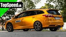 Test Ford Focus St Combi Topspeed Sk