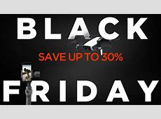 2019 Black Friday And Cyber Monday Drone Deals