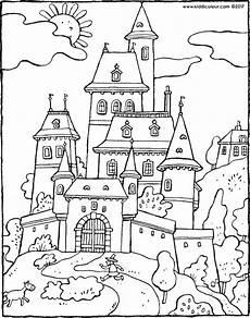 Ausmalbilder Prinzessin Burg Ausmalbilder Prinzessin Burg Kostenlos Zum Ausdrucken