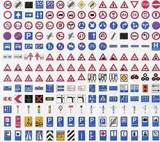 Verkehrszeichen Und Ihre Bedeutung - verkehrszeichen sprachen
