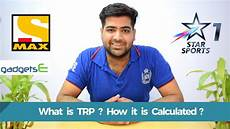 what is a trp rating how it is measured and calculated