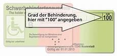 Grad Der Behinderung 50 - neuen schwerbehindertenausweis beantragen nrw bathbleed