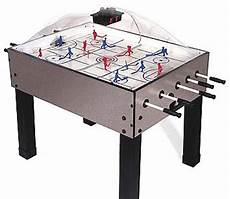 mobilier table jeux hockey sur table