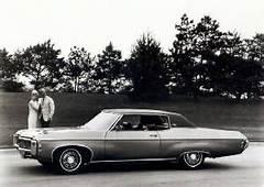 1969 CHEVROLET IMPALA CUSTOM COUPE  Chevrolet Impala