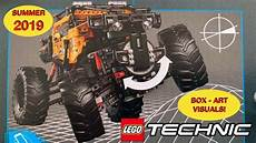 New Lego Technic 2019 42099 4 215 4 X Treme Roader Box