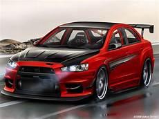 Mitsubishi Lancer Evolution X Automotive