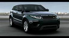 2019 land rover evoque youtube