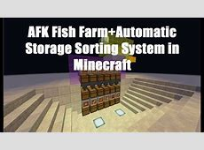 minecraft afk fish farm 1.15