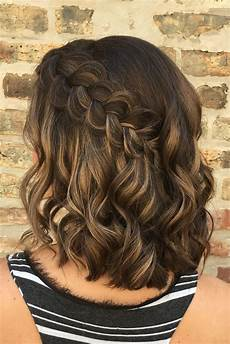 how is this simple elegant braided hairstyle
