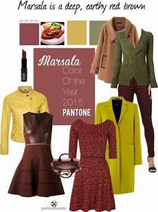 Warme Trendfarben In Der Mode 2015 2016 Wintertyp