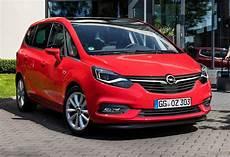 Opel Zafira 1 6 Turbo Cng Ecotec Edition 2018 Prix