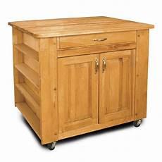 Kitchen Carts With Storage