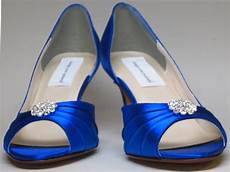Blue Kitten Heel Wedding Shoes unavailable listing on etsy