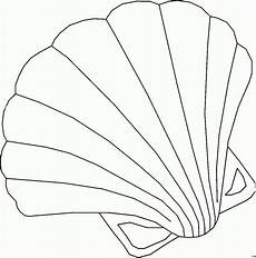Malvorlagen Fische Muscheln Muschel Ausmalbilder Ausmalbilder Muschel Ausmalen