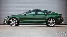 Audi Rs7 Green
