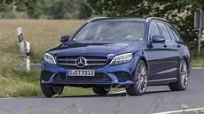 Geliftete Mercedes C Klasse 2018 Im Test