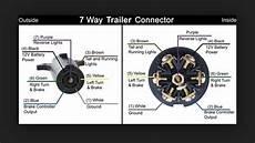 2013 Silverado 7 Pin Trailer Wiring Diagram by 7 Pin Trailer Wiring Backup Lights Mbworld Org Forums