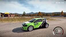 dirt 4 rallycross dirt 4 volkswagen polo s1600 2014 free roam rallycross rx 1600s crash test