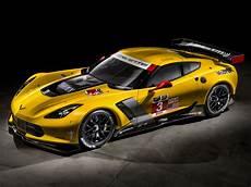 corvette c7r race car look