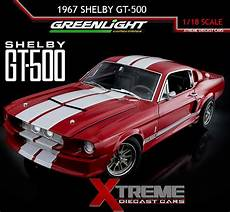 greenlight 12928 1 18 1967 ford shelby gt500 eleanor