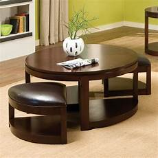 Coffee Table With Seating