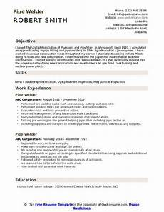 pipe welding resume exles louiesportsmouth com